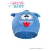 NEW BABY Gyerek őszi sapka New Baby manó világos kék | Világos kék | 110 (4-5 éves)