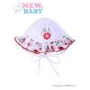 NEW BABY Gyerek sapka New Baby Katica   Fehér   86 (12-18 h)