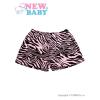 NEW BABY Gyermek rövidnadrág New Baby Zebra rózsaszín   Rózsaszín   122 (6-7 éves)