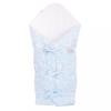 NEW BABY Klasszikus megkötős pólya New Baby Nyuszi kék