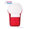 NEW BABY Luxus fleec téli lábzsák New Baby piros | Piros |