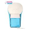 NEW BABY Luxus fleec téli lábzsák New Baby türkiz | Türkiz |