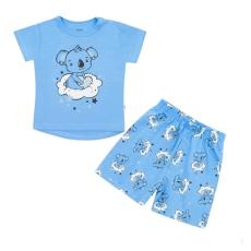 NEW BABY   New Baby Dream   Gyermek nyári pizsama New Baby Dream kék   Kék   92 (18-24 h)