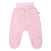 NEW BABY   New Baby Nice Bear   Baba plüss lábfejes nadrág New Baby Nice Bear rózsaszín   Rózsaszín   56 (0-3 h)