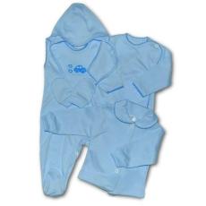 NEW BABY Ötrészes együttes New Baby kék