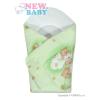 NEW BABY Pólya New Baby zöld maci | Zöld |