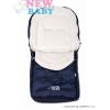 NEW BABY Téli lábzsák New Baby Classic Fleece kék | Kék |