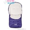 NEW BABY Téli lábzsák New Baby Classic Fleece lila | Lila |