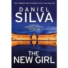 New Girl – Daniel Silva idegen nyelvű könyv