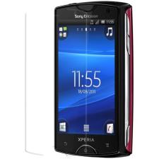 NewTop Screen Protector clear védőfólia Sony Xperia SK17i Mini Pro mobiltelefon kellék
