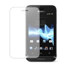 NewTop Screen Protector clear védőfólia Sony Xperia ST21i Tipo mobiltelefon kellék