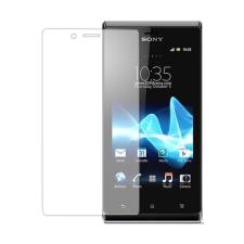 NewTop Screen Protector clear védőfólia Sony Xperia ST26i J mobiltelefon kellék