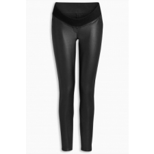Next , Bevont Anyagú Kismama Leggings, Fekete, 16S (192224-BLACK-16S) leggings