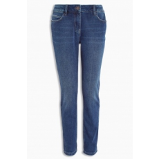 Next , Relaxed Skinny fit farmernadrág, Kék, 10R (186849-BLUE-10R)