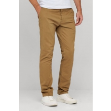 Next , Skinny fit chino nadrág, Világosbarna, 38R (980447-BROWN-38R)