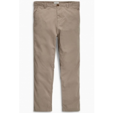 Next , Slim fit chino nadrág, tópbarna, 32R (151483-BEIGE-32R)