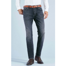 Next , Slim Fit farmernadrág övvel, Tengerészkék, 34XL (513116-BLUE-34XL)