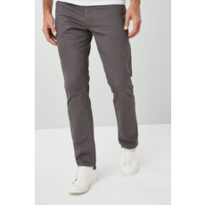 Next , Slim fit nadrág, Sötétszürke, 28R (641425-GREY-28R)