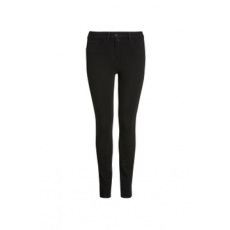 Next , Super skinny farmernadrág, Fekete, 16R (451223-BLACK-16R)