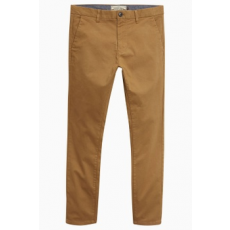 Next , Super skinny fit chino nadrág, Barna, 26S (514378-BROWN-26S)
