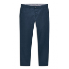 Next , Super skinny fit chino nadrág, Tengerészkék, 36R (569684-BLUE-36R)