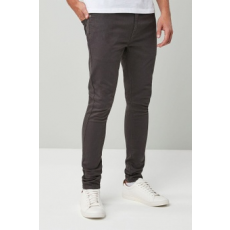 Next , Super skinny fit farmernadrág, Sötétszürke, 26R (518918-GREY-26R)