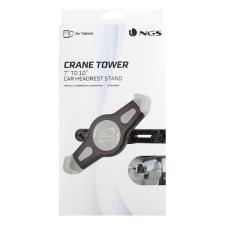 NGS Tablet Kitámasztó 360º NGS Crane Tower Fekete gps kellék