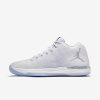 Nike Air Jordan XXXI Low Metallic Silver