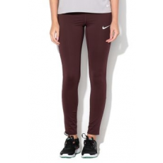 Nike , Dri-Fit crop futóleggings, Bordó, L (890371-652-L)