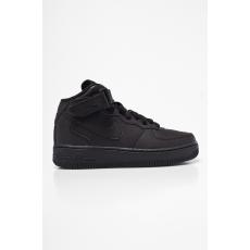 Nike Kids - Gyerekcipő Air Force 1 - fekete