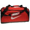 Nike sporttáska - Nike Brasilia Medium Holdall Red