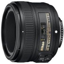 Nikon Nikkor AF-S 50 mm f/1.8 G objektív