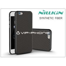 Nillkin Apple iPhone 6 Plus/6S Plus hátlap - Nillkin Synthetic Fiber - fekete tok és táska