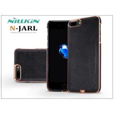 Nillkin Apple iPhone 7 Plus hátlap beépített Qi adapterrel, vezeték nélküli töltő állomáshoz - Nillkin N-Jarl Magic Case - fekete tok és táska