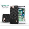 Nillkin Apple iPhone 7 Plus hátlap - Nillkin Oger - fekete