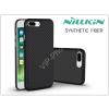 Nillkin Apple iPhone 7 Plus/iPhone 8 Plus hátlap - Nillkin Synthetic Fiber - fekete