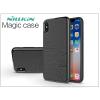 Nillkin Apple iPhone X hátlap beépített - Nillkin Magic Case - fekete