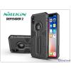 Nillkin Apple iPhone X ütésálló védőtok - Nillkin Defender 2 - fekete