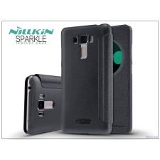 Nillkin Asus Zenfone 3 Laser (ZC551KL) oldalra nyíló flipes tok - Nillkin Sparkle - fekete tok és táska