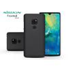 Nillkin Huawei Mate 20 hátlap - Nillkin Frosted Shield - fekete