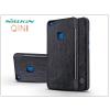 Nillkin Huawei P10 Lite oldalra nyíló flipes tok - Nillkin Qin - fekete