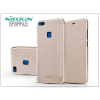 Nillkin Huawei P10 Lite oldalra nyíló flipes tok - Nillkin Sparkle - gold