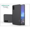 Nillkin Huawei P20 hátlap képernyővédő fóliával - Nillkin Frosted Shield - fekete
