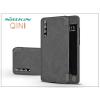 Nillkin Huawei P20 Pro oldalra nyíló flipes tok - Nillkin Qin - fekete