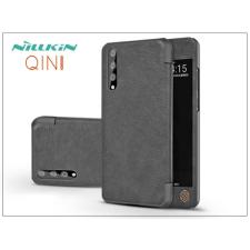 Nillkin Huawei P20 Pro oldalra nyíló flipes tok - Nillkin Qin - fekete tok és táska