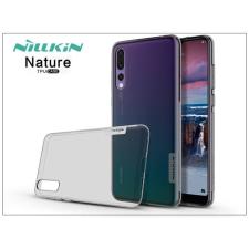 Nillkin Huawei P20 Pro szilikon hátlap - Nillkin Nature - szürke tok és táska