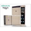 Nillkin Huawei P8 szilikon hátlap - Nillkin Nature - transparent