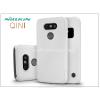 Nillkin LG G5 H850 oldalra nyíló flipes tok - Nillkin Qin - fehér