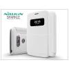 Nillkin LG G5 H850 oldalra nyíló flipes tok - Nillkin Sparkle - fehér
