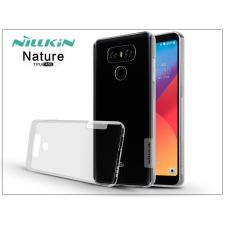 Nillkin LG G6 H870 szilikon hátlap - Nillkin Nature - szürke tok és táska